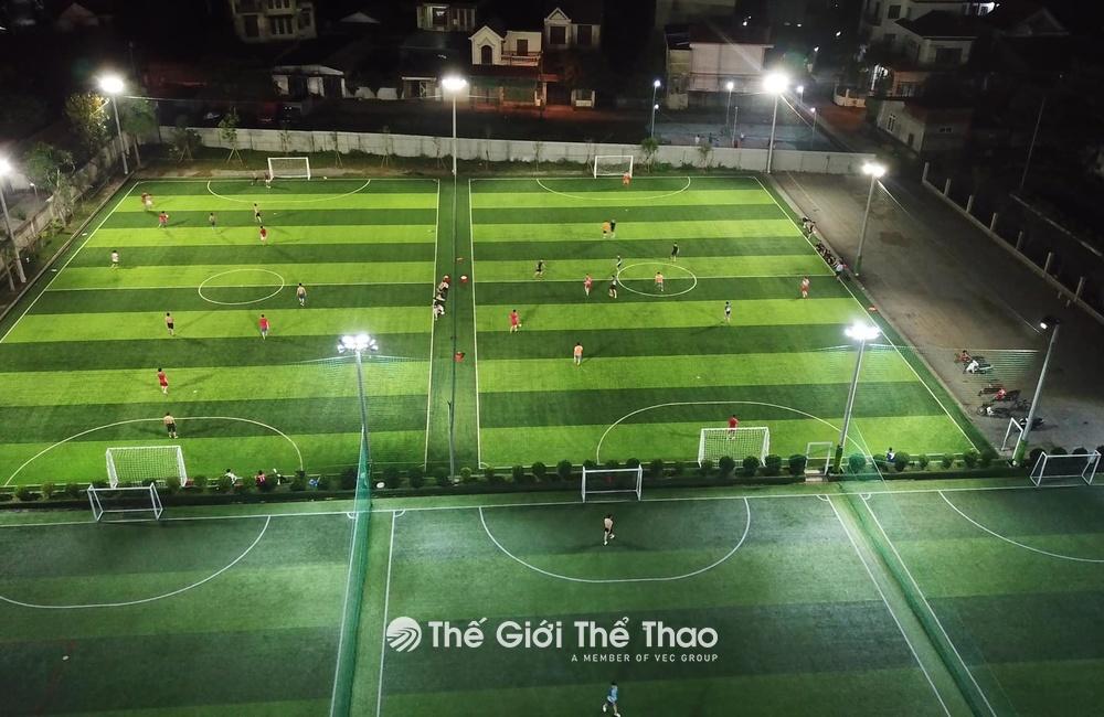 Sân bóng nhân tạo Hào Quang - Hà Tĩnh