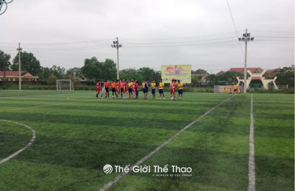 Sân Bóng Cỏ Nhân Tạo Lê Lợi - Đông Hà Quảng Trị