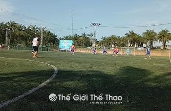 Sân cỏ nhân tạo Duy Đan - Đông Hà Quảng Trị