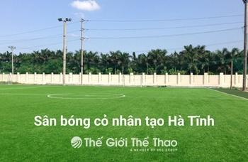 Sân bóng Phòng cảnh sát PCCC Hà Tĩnh - Hà Tĩnh