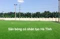 Sân Bóng Đá Mini TT. Cẩm Xuyên - Cẩm Xuyên Hà Tĩnh