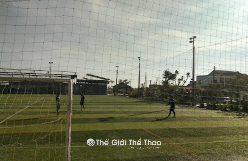 Sân bóng nhân tạo Phường 2 - Đông Hà Quảng Trị