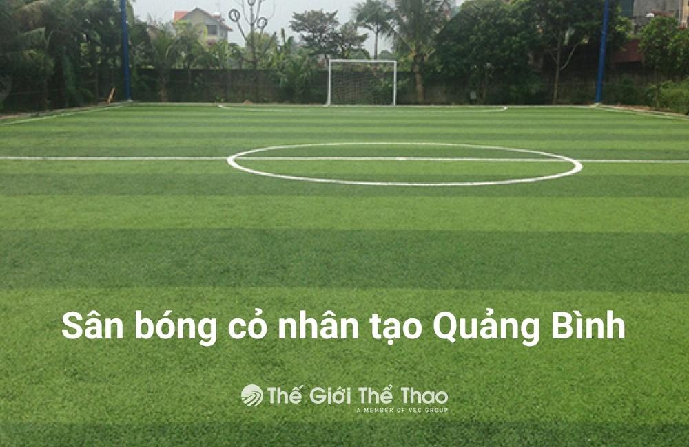 Sân Bóng Gia Hưng - Đồng Hới Quảng Bình