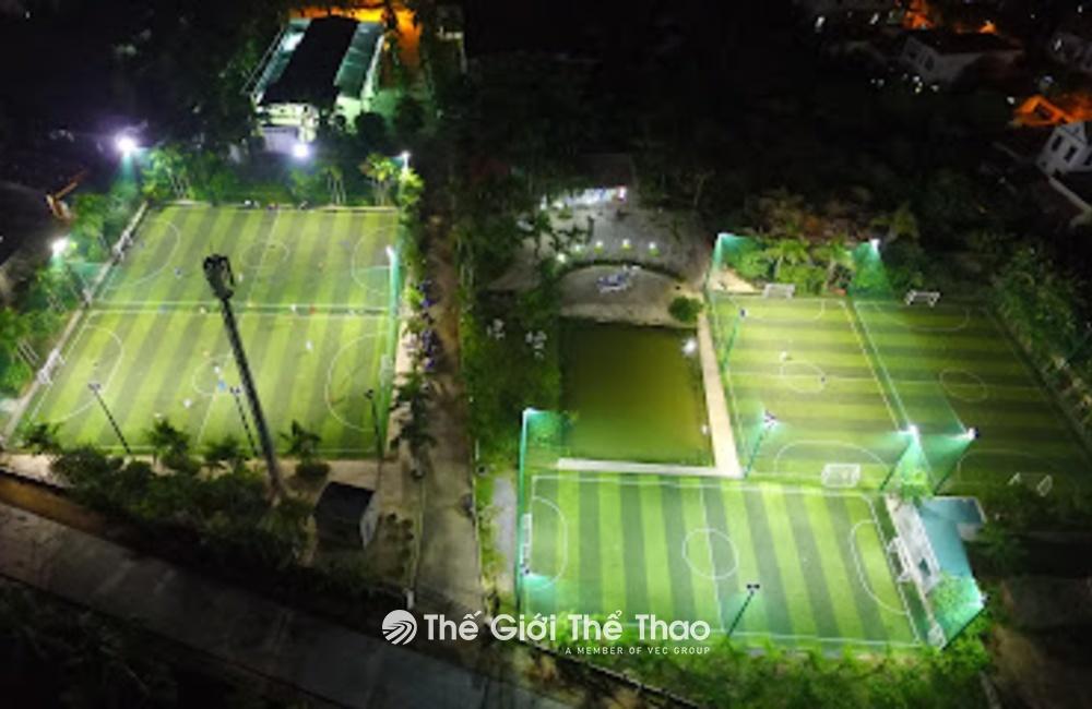 Sân bóng đá mini Tân Trường Xanh - Đồng Hới Quảng Bình