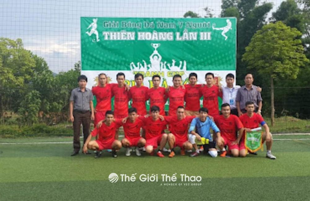 Sân bóng Thiên Hoàng - Hướng Hóa Quảng Trị