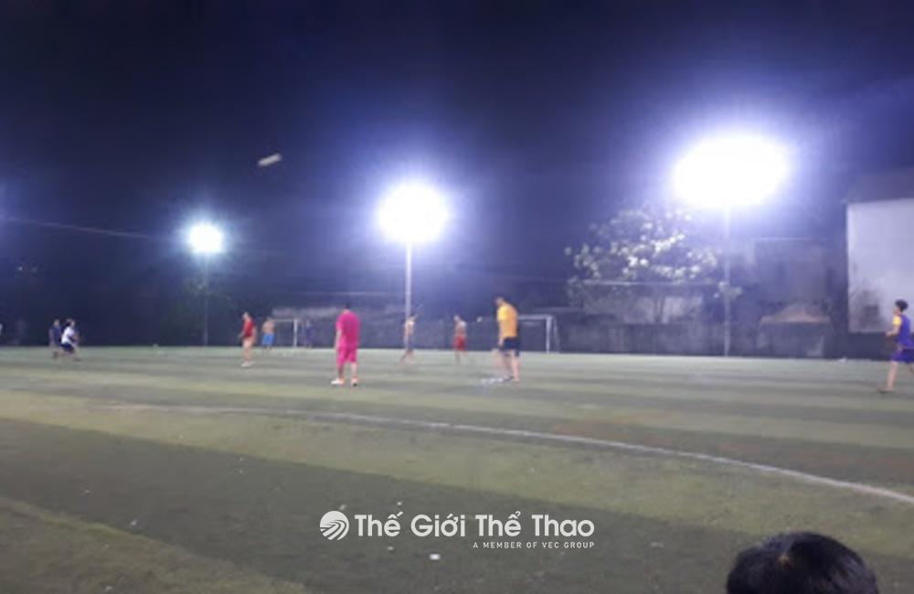 Sân bóng đá cỏ nhân tạo Thiên Tân - Hải Lăng Quảng Trị
