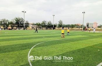 Sân Bóng Đá Nhân Tạo TT Gio Linh - Gio Linh Quảng Trị