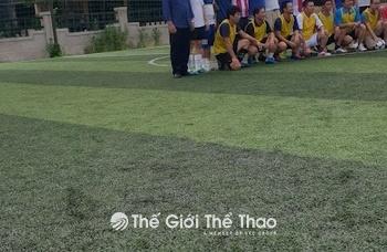 Sân bóng đá Nam Lý - Đồng Hới Quảng Bình