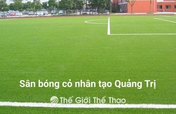 Sân bóng cỏ nhân tạo Tân Lập - Hướng Hóa Quảng Trị