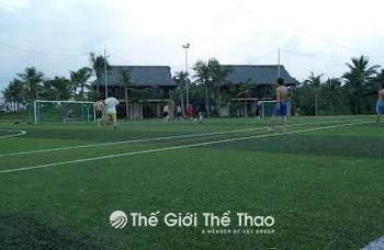 Sân bóng đá Sunspa - Đồng Hới Quảng Bình