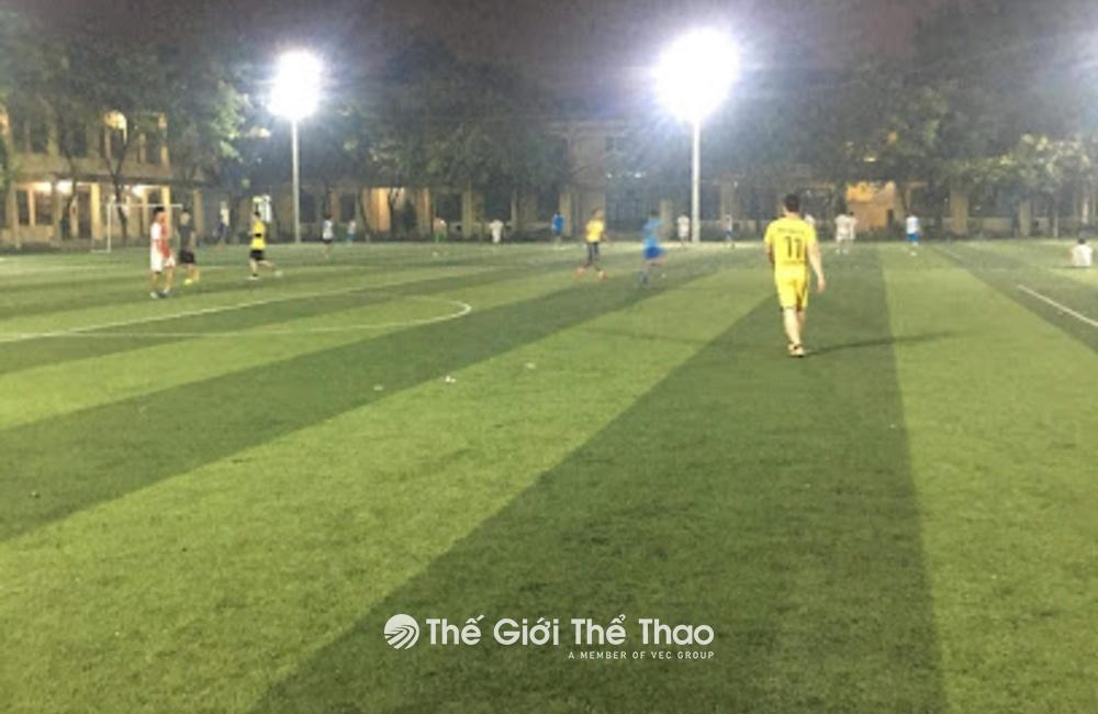 Sân bóng đá Đại học Nông Lâm Huế - Huế