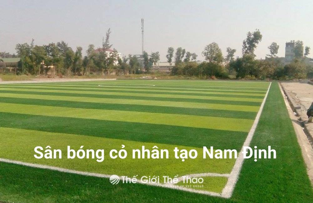 Sân bóng Nam Vân - TP. Nam Định tỉnh Nam Định