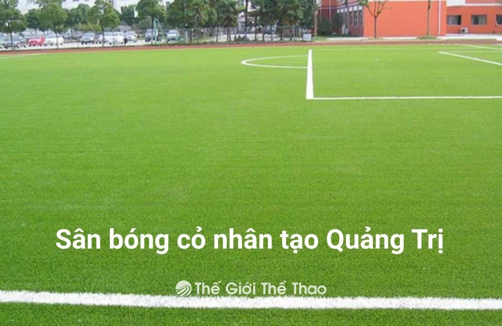 Sân bóng cỏ nhân tạo Quảng Châu - Quảng Trạch Quảng Bình