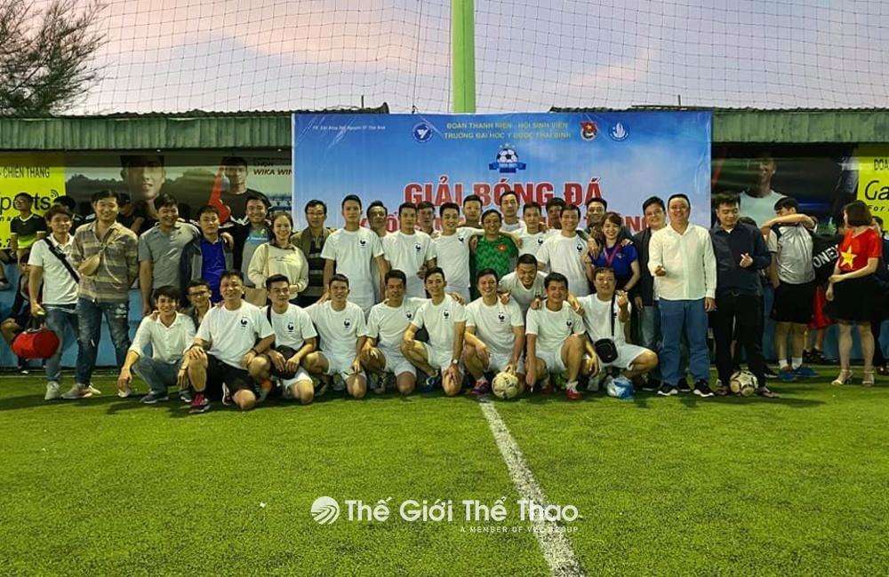 Sân Bóng Trường Cao đẳng Sư phạm Thái Bình
