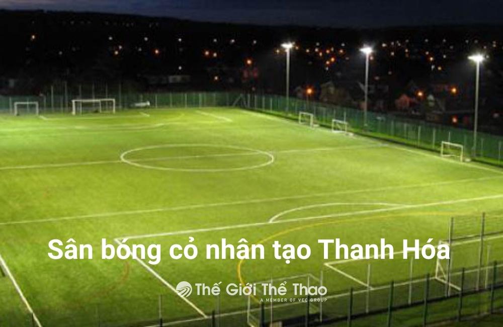 Sân bóng Nam Hưng - Tĩnh Gia Thanh Hóa