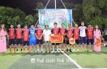 Sân bóng đá mini Cam Liên - Lệ Thủy Quảng Bình