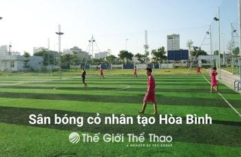 Sân bóng xã Bảo Hiệu 2 - Yên Thuỷ Hòa Bình