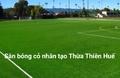 Sân cỏ nhân tạo Học viện - Huế