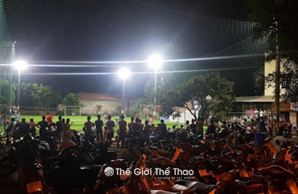 Sân bóng Đoàn Kết - Bình Xuyên Vĩnh Phúc