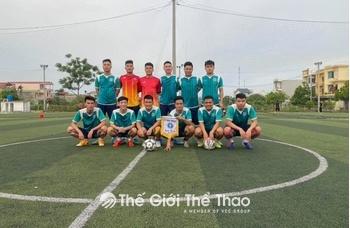 Sân Bóng cỏ nhân tạo Diêm Điền - Thái Thụy Thái Bình