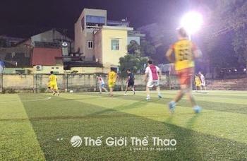 Sân bóng Đồng Sơn - Phúc Yên Vĩnh Phúc