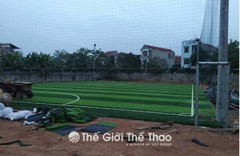 Sân bóng Hà Tiên - Vĩnh Yên Vĩnh Phúc