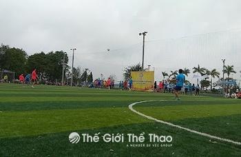 Sân bóng KĐT Nam Vĩnh Yên - Vĩnh Yên Vĩnh Phúc