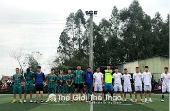 Sân bóng phương sĩ - Bình Xuyên Vĩnh Phúc