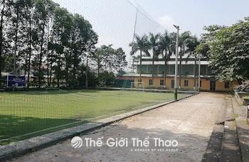 Sân bóng Viện 74 - Phúc Yên Vĩnh Phúc