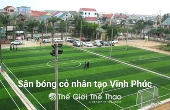 Sân bóng Vũ Linh - Phúc Yên Vĩnh Phúc