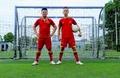 Sân bóng KĐT Hùng Vương - Phúc Yên Vĩnh Phúc