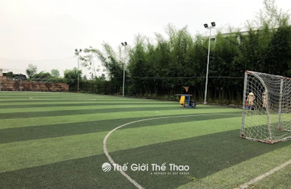 Sân bóng đá F-ville Football Fields - Thạch Thất Hà Nội