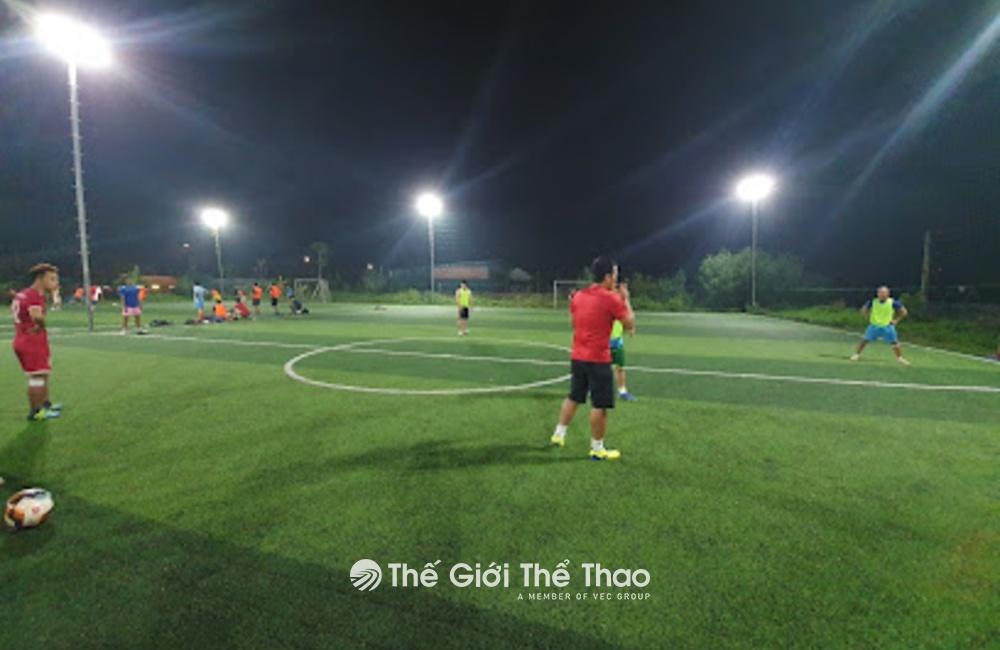 Sân bóng đá 6 Cây - Quốc Oai Hà Nội