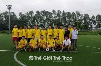 Sân bóng đá Thăng Long - Quốc Oai Hà Nội
