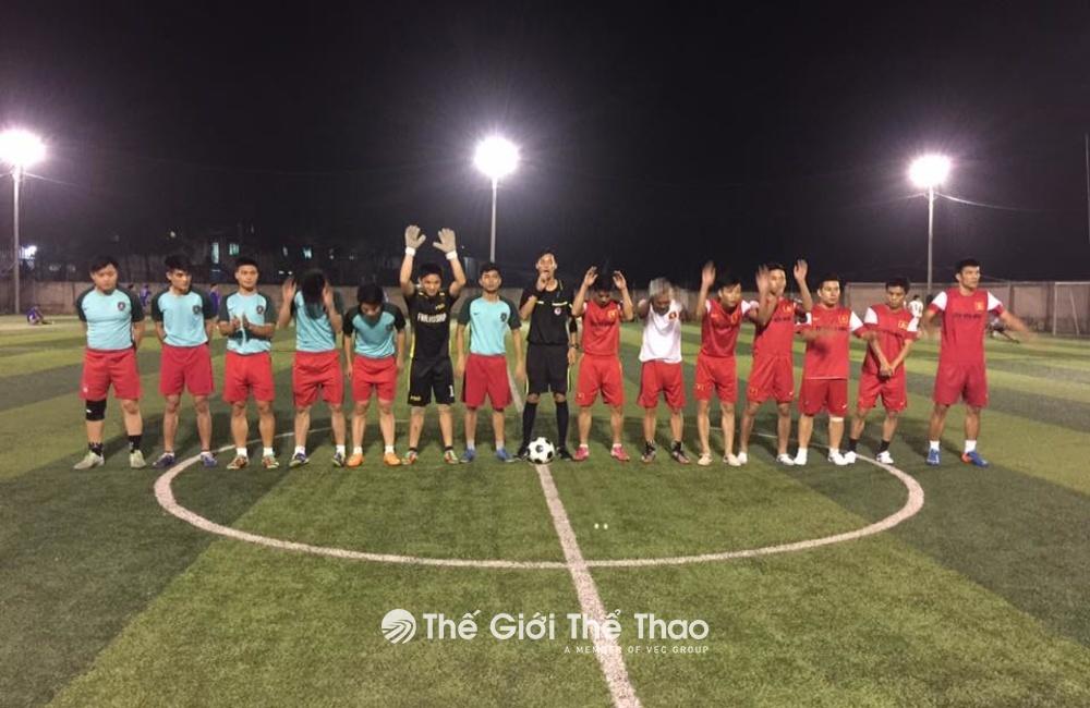 Sân bóng đá cỏ nhân tạo Xuân Lâm - Thuận Thành Bắc Ninh