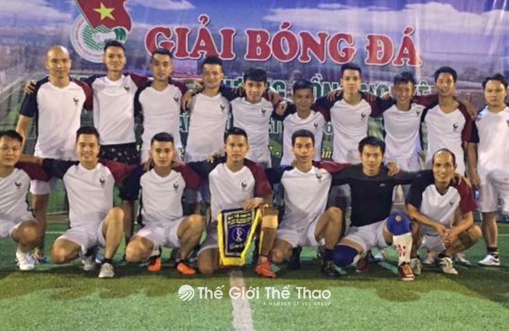 Sân Bóng Đá Cẩm Giang - Từ Sơn Bắc Ninh