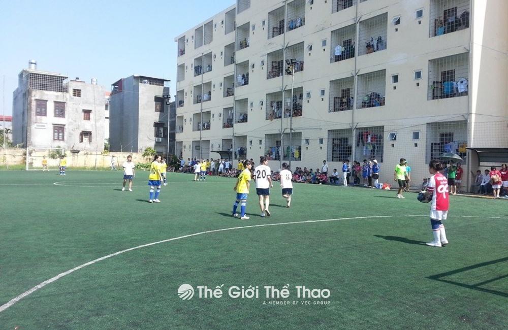 Sân bóng đá Quán Nam
