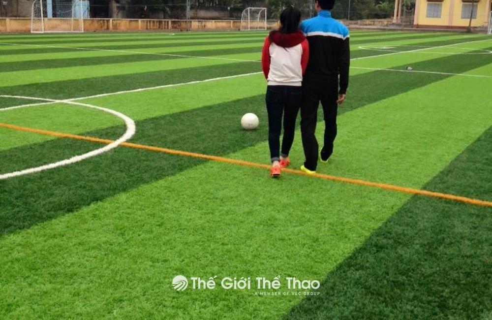 Sân bóng 5 sao Cao Thượng - Tân Yên Bắc Giang