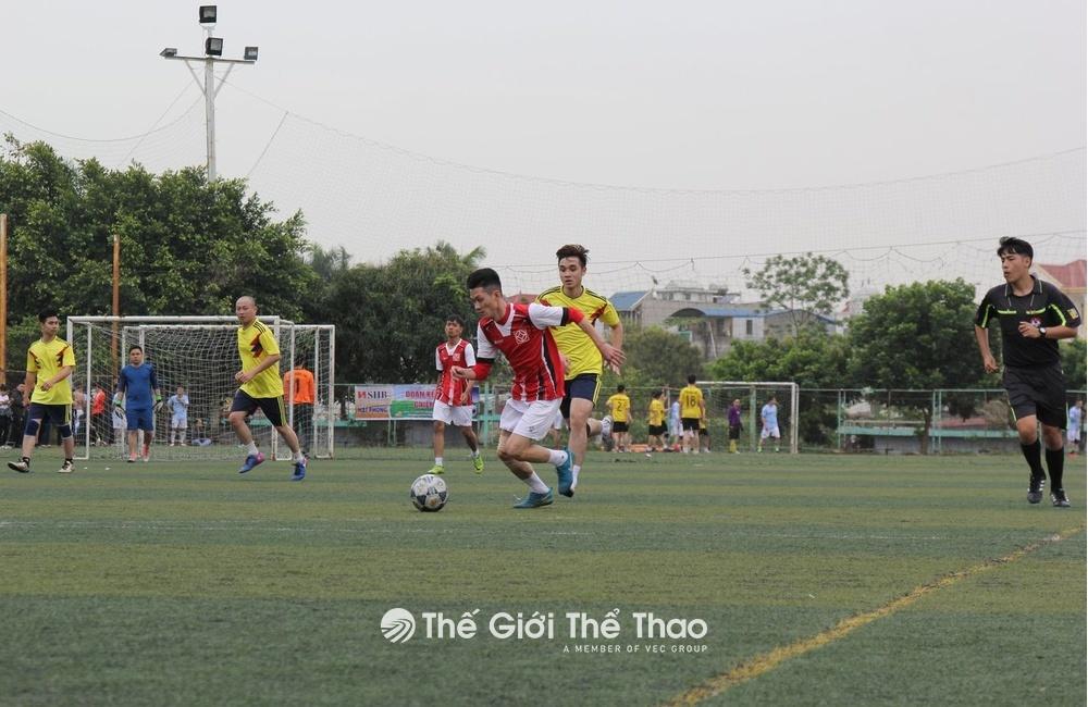 Sân bóng đá Việt Anh