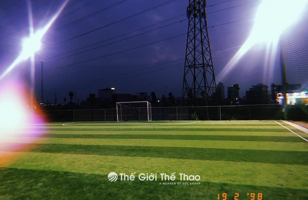 Sân bóng đá cỏ nhân tạo Khu Đô Thị Mới Yên Trung - Thụy Hòa-Bắc Ninh