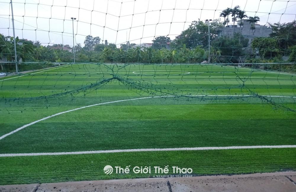 Sân Bóng Nhân Hoà- Hải Phòng