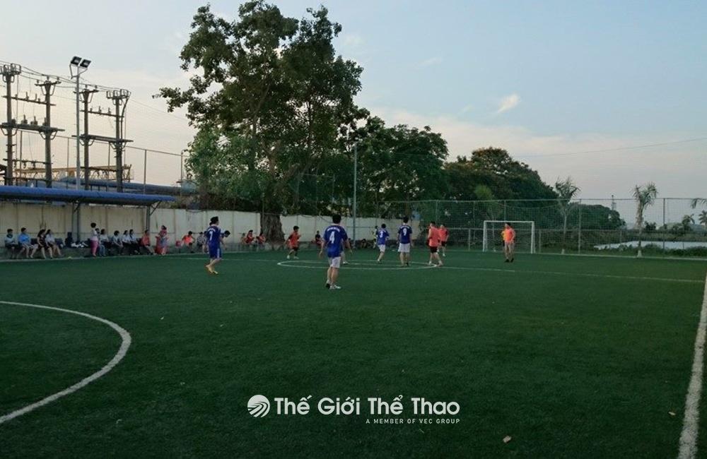 Sân Bóng Cỏ Nhân Tạo Công Ty Xăng Dầu Kv3 -Hải Phòng
