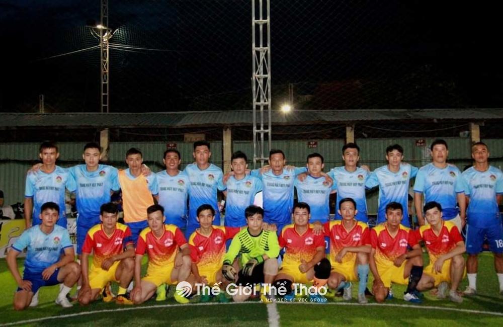Sân bóng đá Thành Nam - Tỉnh Bà Rịa Vũng Tàu