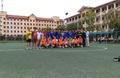 Sân bóng đá Trường CĐ Bách Nghệ Hải Phòng