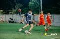 Sân bóng Nội Hoàng - Yên Dũng Bắc Giang
