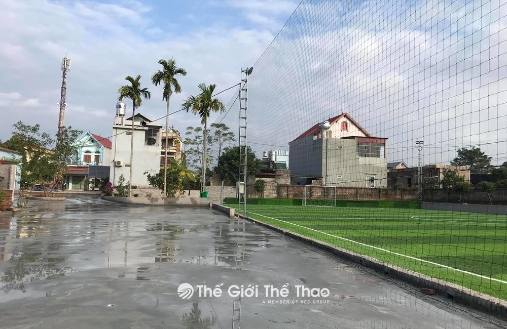 Sân bóng nhân tạo An Hoà - Lục Nam Bắc Giang