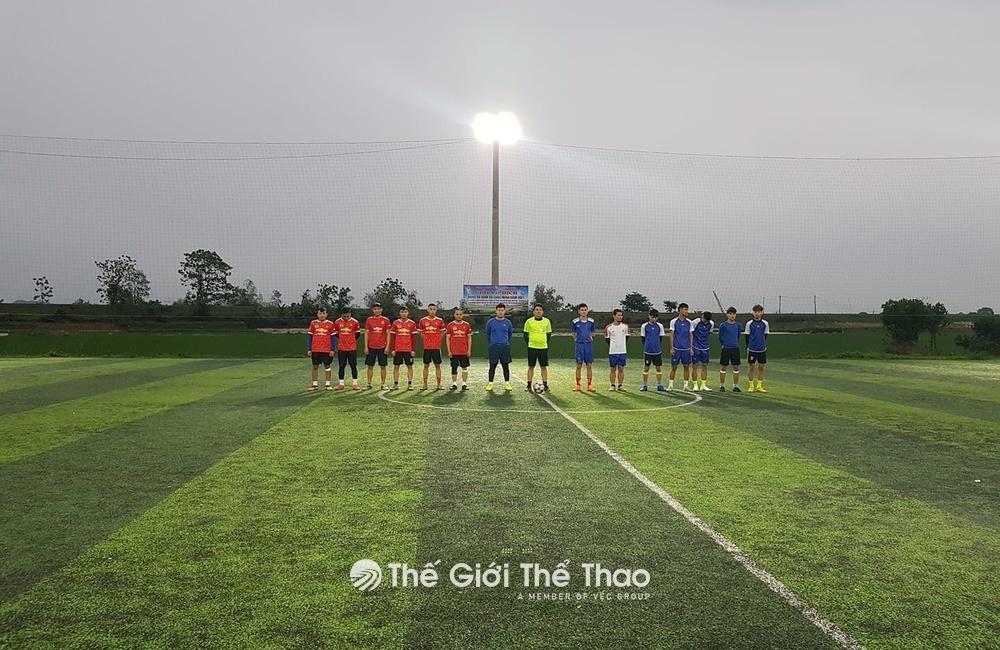 Sân bóng đá Ngọ Khổng - Hiệp Hòa Bắc Giang