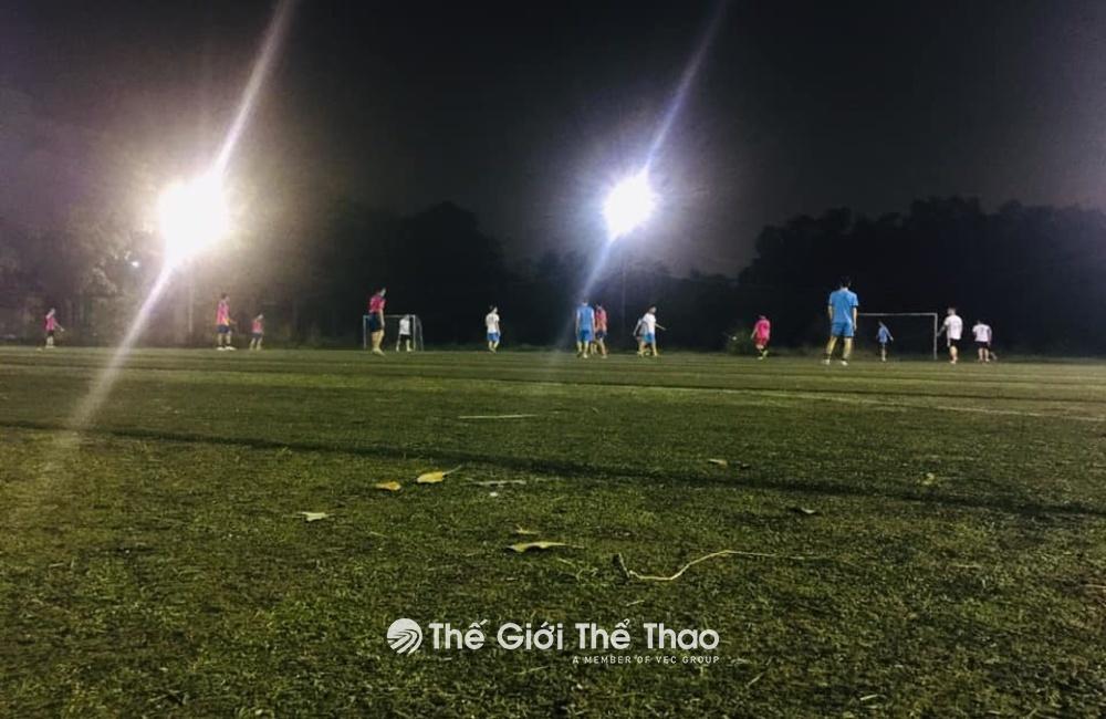 Sân Bóng Phố Cốc Bắc Giang
