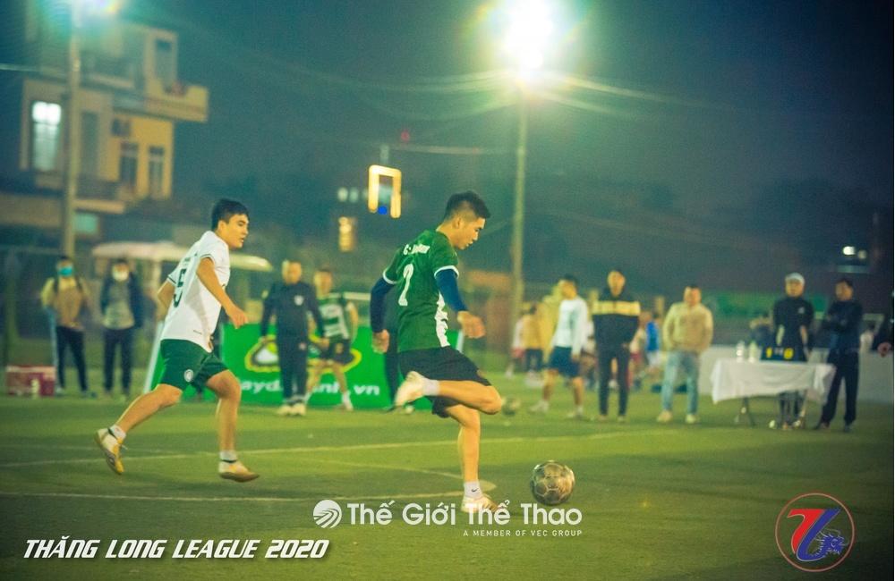 Sân bóng Thăng Long - TP Bắc Giang