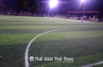 Sân bóng Đức Thắng - Hiệp Hòa - Bắc Giang
